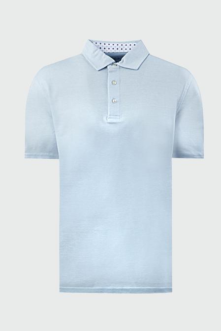 Ds Damat Regular Fit Mavi T-shirt - 8681779320104 | D'S Damat