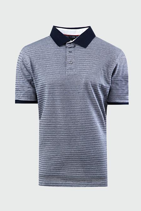 Ds Damat Regular Fit Lacivert T-shirt - 8681779320609   D'S Damat
