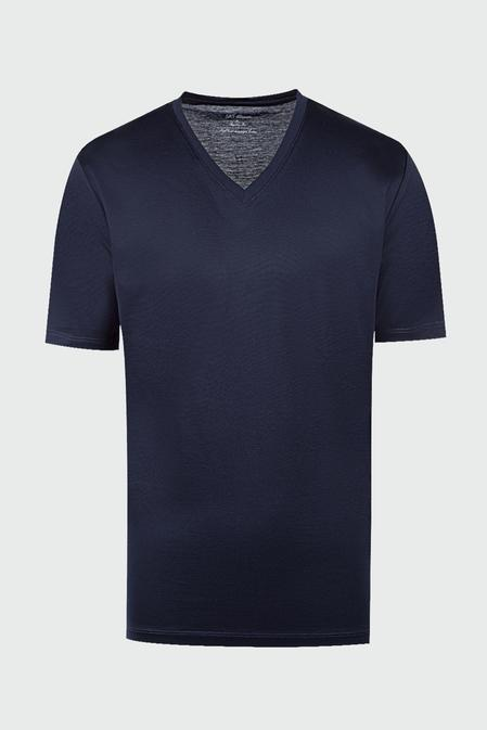 Ds Damat Regular Fit Lacivert T-shirt - 8681779320968 | D'S Damat