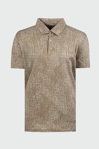 Ds Damat Regular Fit Safari T-shirt - 8681779342939 | D'S Damat