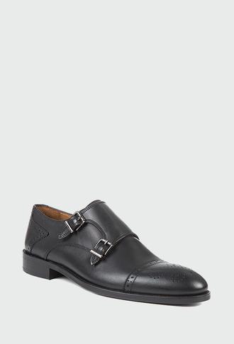 Ds Damat Siyah Ayakkabı - 8682060852823 | D'S Damat