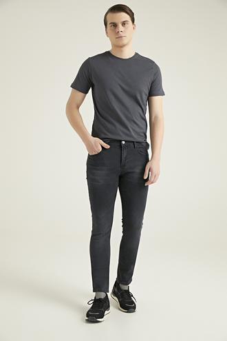 Twn Super Slim Fit Antrasit Denim Pantolon - 8682060444110 | D'S Damat