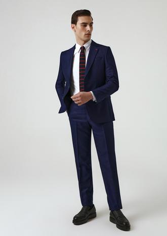 Ds Damat Slim Fit Lacivert Takım Elbise - 8682445178975   D'S Damat