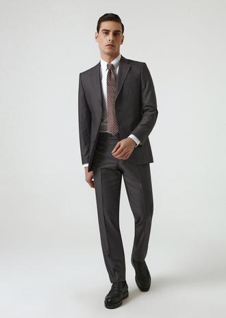 Ds Damat Slim Fit Antrasit Takım Elbise - 8682445179040   D'S Damat