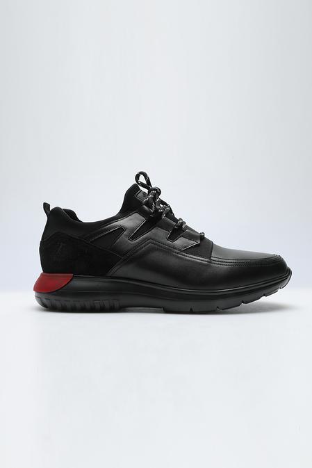 Tween Siyah Ayakkabı - 8682364387328 | Damat Tween