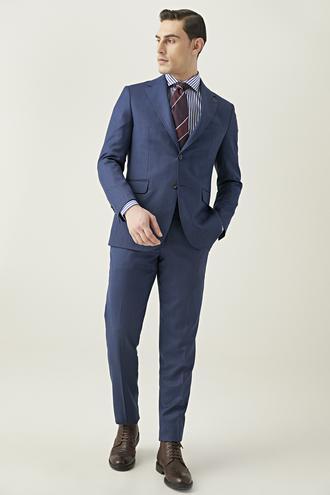Damat Regular Fit Lacivert Takım Elbise - 8682364634040 | Damat Tween