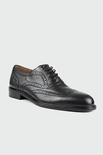 Ds Damat Siyah Ayakkabı - 8681779509110 | D'S Damat