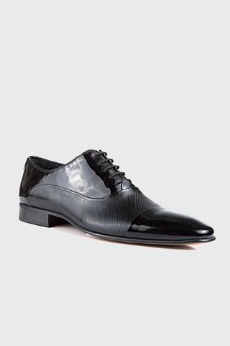 Ds Damat Siyah Smokin Ayakkabı - 8681779997962 | D'S Damat