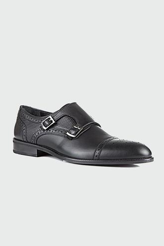 Ds Damat Siyah Ayakkabı - 8681494736020   D'S Damat