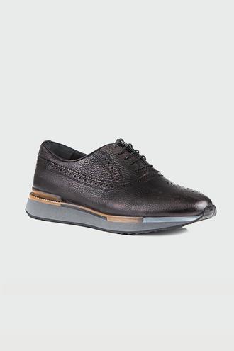 Twn Siyah Sneaker Ayakkabı - 8682060836748   D'S Damat