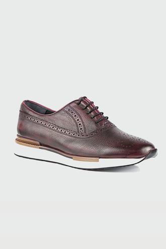 Twn Bordo Sneaker Ayakkabı - 8682060836908   D'S Damat