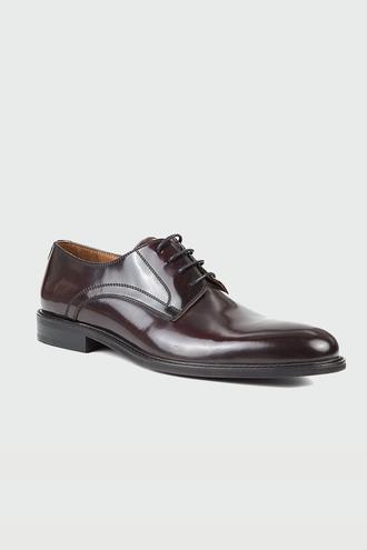 Ds Damat Bordo Ayakkabı - 8682060852045 | D'S Damat