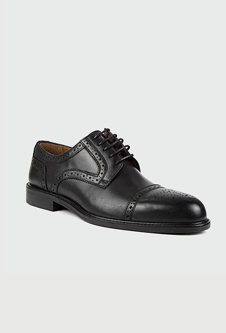 Ds Damat Siyah Ayakkabı - 8682060852021 | D'S Damat