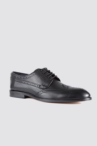 Ds Damat Siyah Ayakkabı - 8682060229182 | D'S Damat