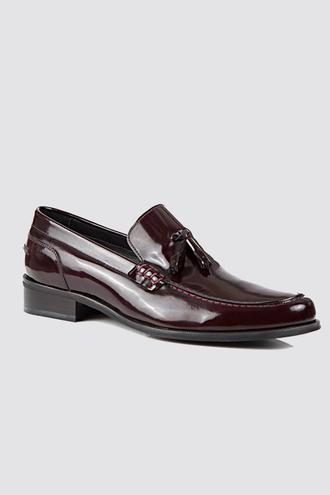 Ds Damat Bordo Loafer Ayakkabı - 8682060229779 | D'S Damat