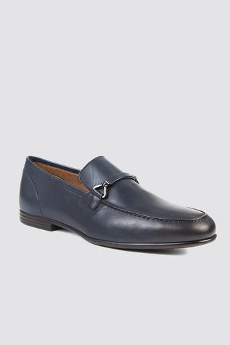 Ds Damat Lacivert Ayakkabı - 8682060235060 | D'S Damat