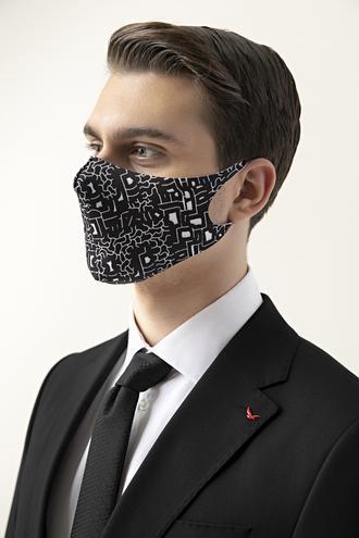 Ds Damat Siyah Maske - 8682060910141 | D'S Damat