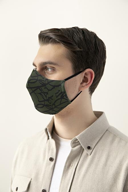 Ds Damat Yeşil Maske - 8682060933720 | D'S Damat