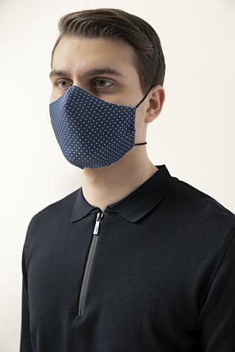 Ds Damat Lacivert Maske - 8682060933744 | D'S Damat