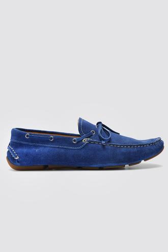 Damat Saks Mavi Ayakkabı - 8681649718611 | Damat Tween