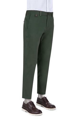 Damat Slim Fit Haki Chino Pantolon - 8681142596709   D'S Damat