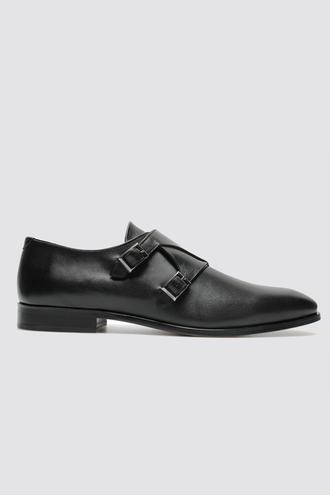 Tween Siyah Ayakkabı - 8695460247670 | Damat Tween
