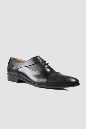 Ds Damat Siyah Loafer Ayakkabı - 8682060853578 | D'S Damat