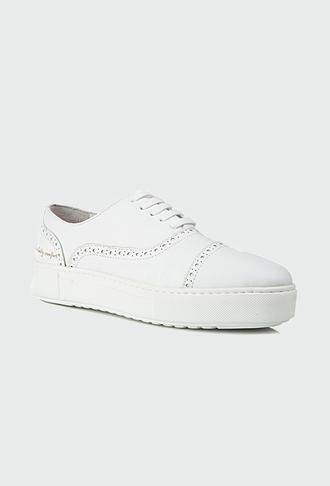 Ds Damat Beyaz Ayakkabı - 8681778167311 | D'S Damat