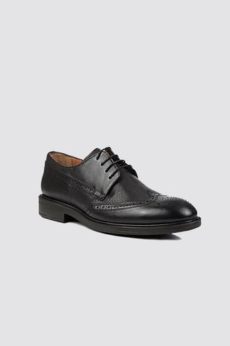 Ds Damat Siyah Ayakkabı - 8681778587355 | D'S Damat
