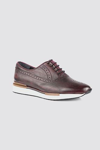 Twn Bordo Sneaker Ayakkabı - 8681779509783 | D'S Damat