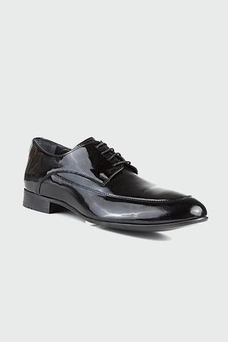 Ds Damat Siyah Smokin Ayakkabı - 8681778029527 | D'S Damat