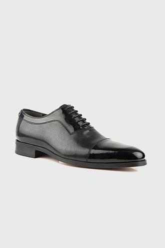 Ds Damat Siyah Smokin Ayakkabı - 8681778168998 | D'S Damat