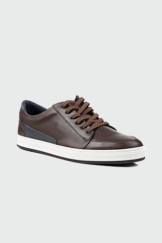 Twn Kahve Sneaker Ayakkabı - 8682060348258 | D'S Damat