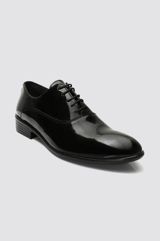 Ds Damat Siyah Smokin Ayakkabı - 8682060629487 | D'S Damat