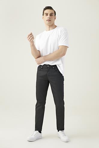 Tween Super Slim Fit Siyah Denim Pantolon - 8682364823765   Damat Tween