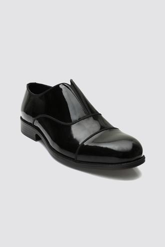 Ds Damat Siyah Smokin Ayakkabı - 8682060085542 | D'S Damat