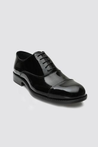 Ds Damat Siyah Smokin Ayakkabı - 8682060086105 | D'S Damat
