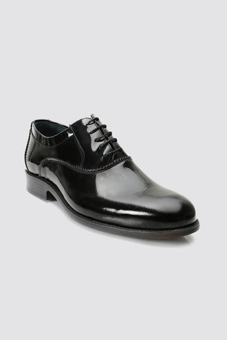 Ds Damat Siyah Smokin Ayakkabı - 8682060086174 | D'S Damat