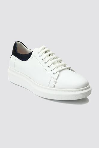 Twn Lacivert Sneaker Ayakkabı - 8681779881780 | D'S Damat