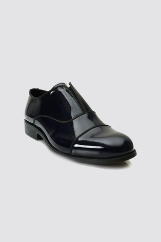 Ds Damat Lacivert Smokin Ayakkabı - 8681779910725 | D'S Damat