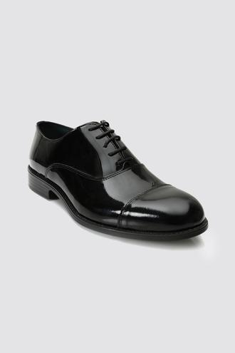 Ds Damat Siyah Smokin Ayakkabı - 8682445236095 | D'S Damat