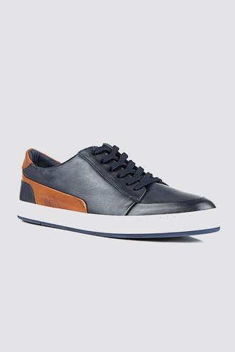 Twn Lacivert Sneaker Ayakkabı - 8682060348098 | D'S Damat