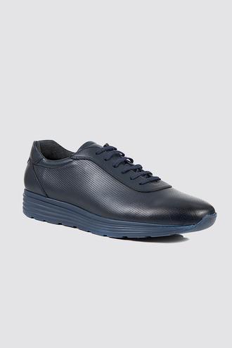 Ds Damat Lacivert Sneaker Ayakkabı - 8682060369529 | D'S Damat
