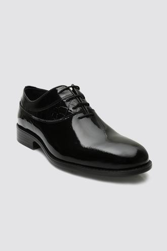 Ds Damat Siyah Smokin Ayakkabı - 8682060403698 | D'S Damat