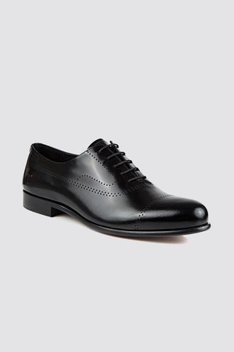 Tween Siyah Ayakkabı - 8681649927624 | Damat Tween