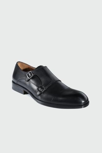 Ds Damat Siyah Ayakkabı - 8681779696575 | D'S Damat