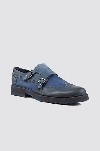 Damat Lacivert Ayakkabı - 8681649381075 | Damat Tween