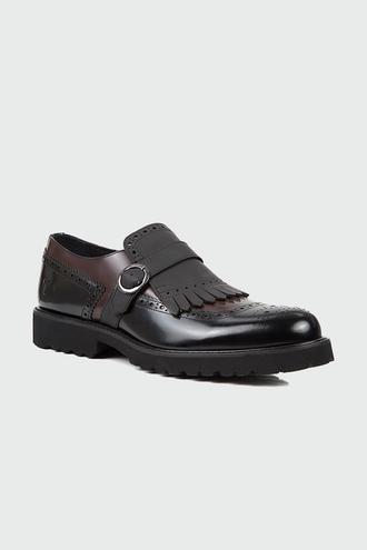 Tween Siyah Ayakkabı - 8681649419723 | Damat Tween