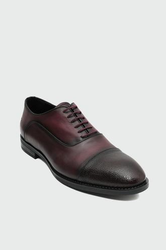 Tween Bordo Ayakkabı - 8681649392811 | Damat Tween