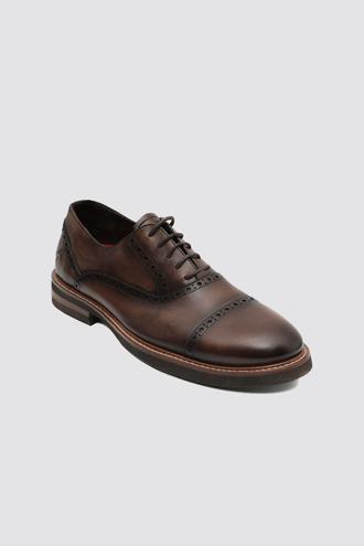 Damat Kahve Ayakkabı - 8681649476023 | Damat Tween